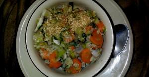 Mix povrća + ghee - 4 seasons